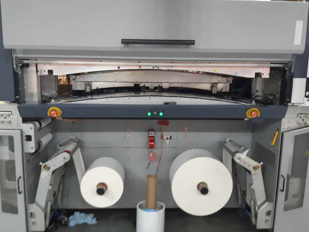 Durst Tau 330 - Used Flexo Printing Presses and Used Flexographic Equipment-9