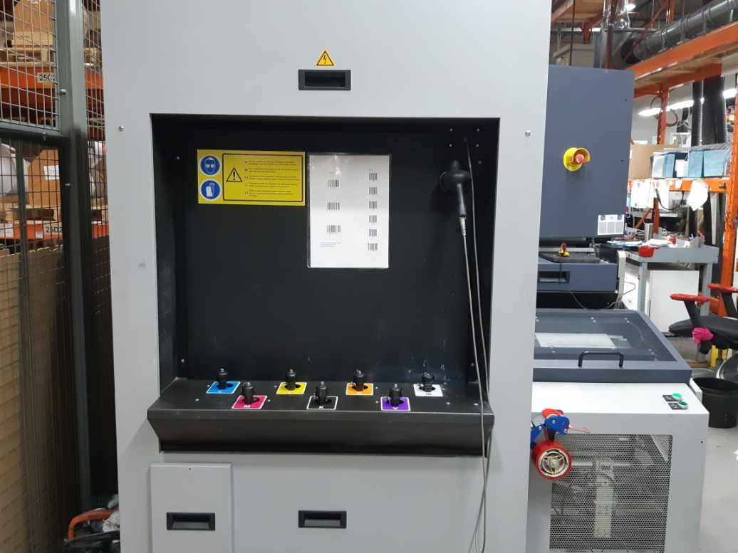 Durst Tau 330 - Used Flexo Printing Presses and Used Flexographic Equipment-12