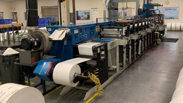Rotopress 3516 - Used Flexo Printing Presses and Used Flexographic Equipment