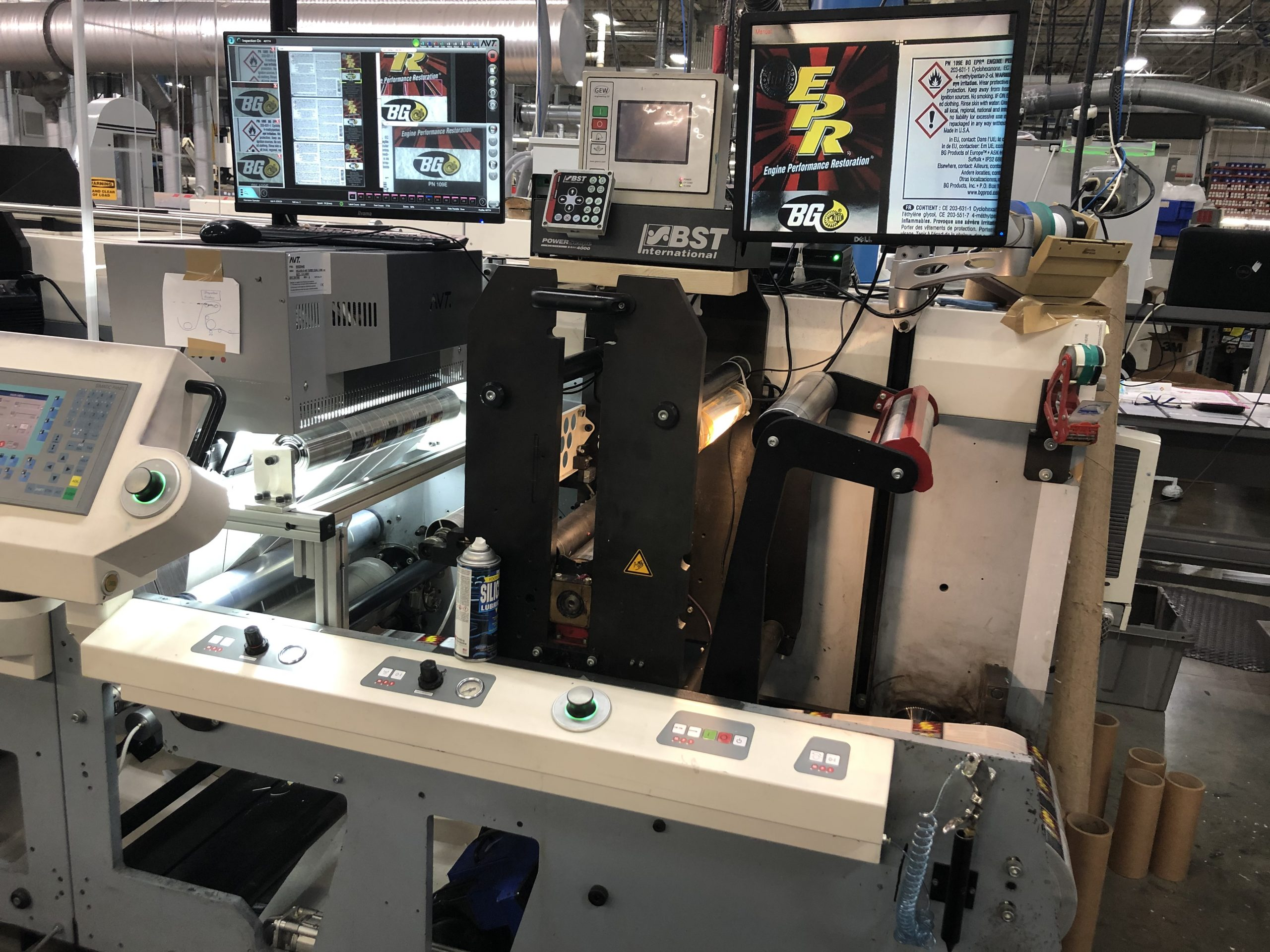 MPS EF410 - Used Flexo Printing Presses and Used Flexographic Equipment-4