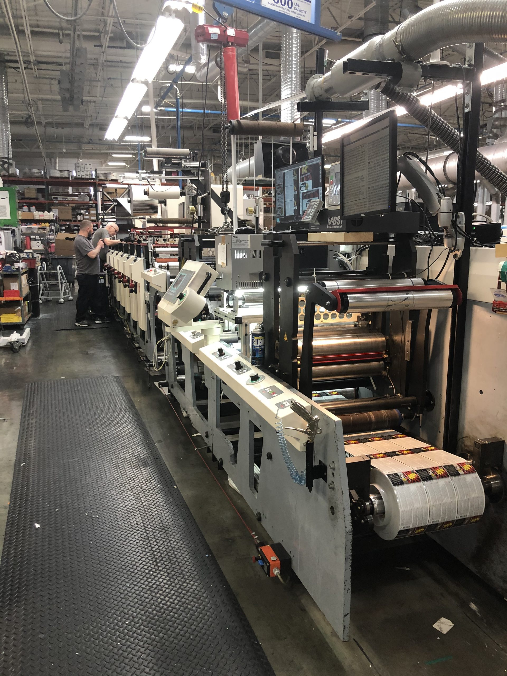 MPS EF410 - Used Flexo Printing Presses and Used Flexographic Equipment-6