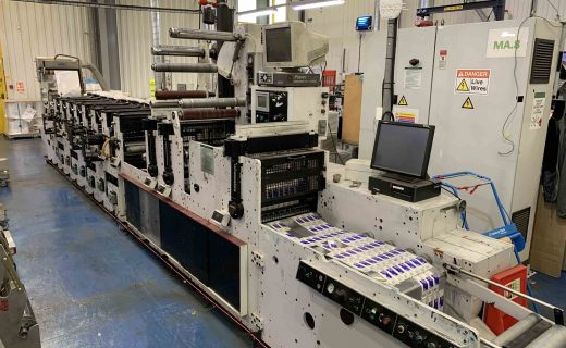 Mark Andy 2200 Servo - Used Flexo Printing Presses and Used Flexographic Equipment