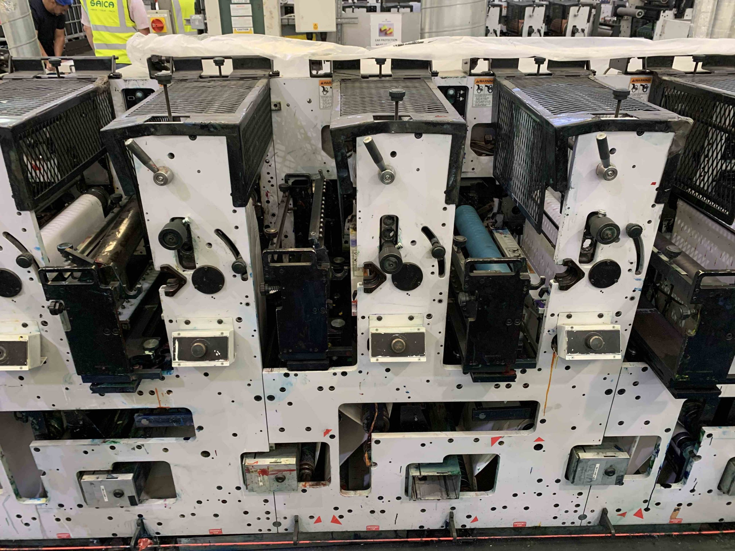 Mark Andy 2200 Servo - Used Flexo Printing Presses and Used Flexographic Equipment-8