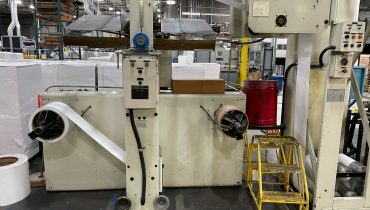 Martin Automatic CECB520 - Used Flexo Printing Presses and Used Flexographic Equipment