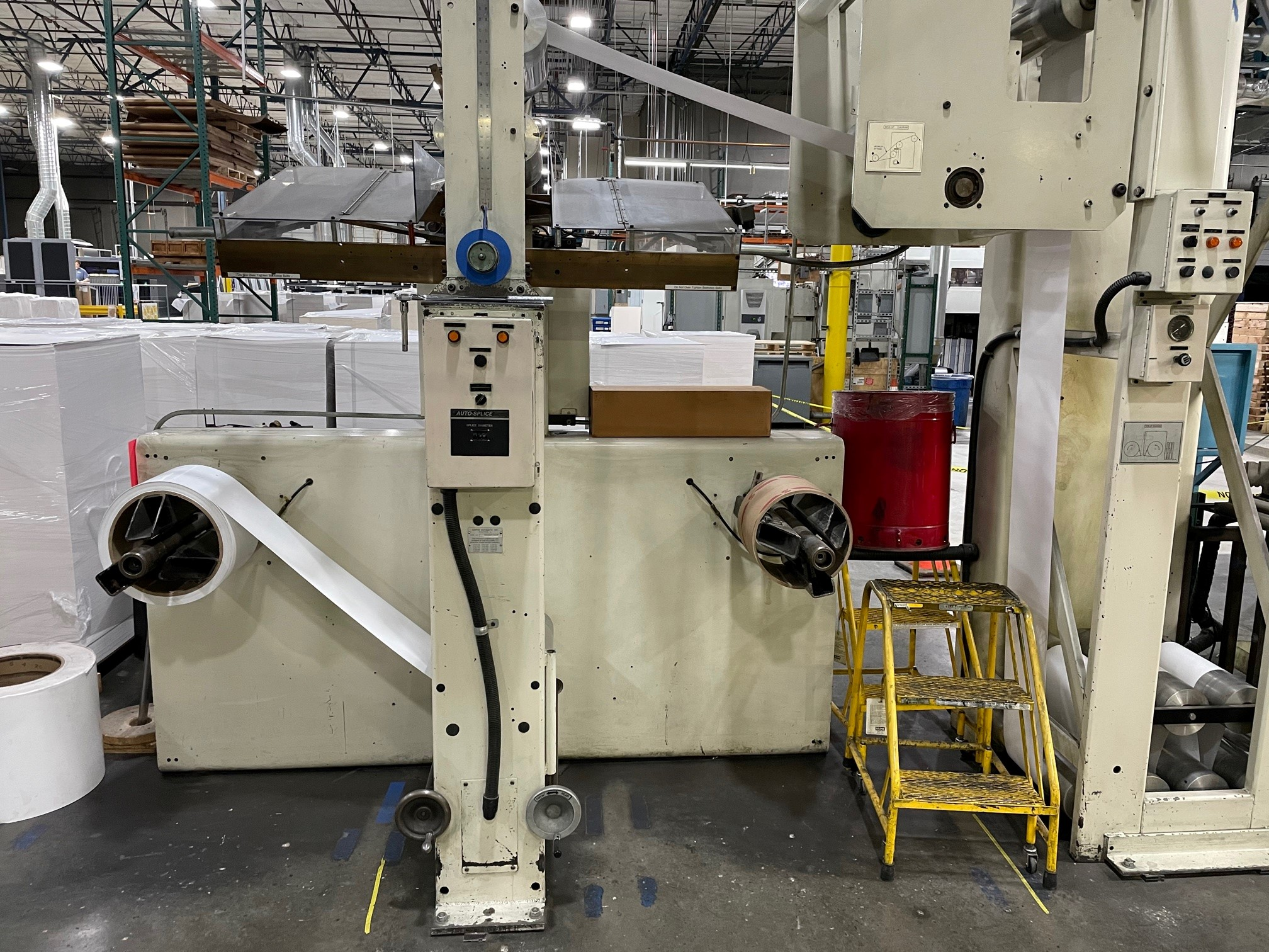 Martin Automatic CECB520 - Used Flexo Printing Presses and Used Flexographic Equipment-0