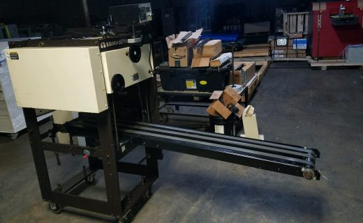 BBunch 590 Fanfolder - Used Flexo Printing Presses and Used Flexographic Equipment