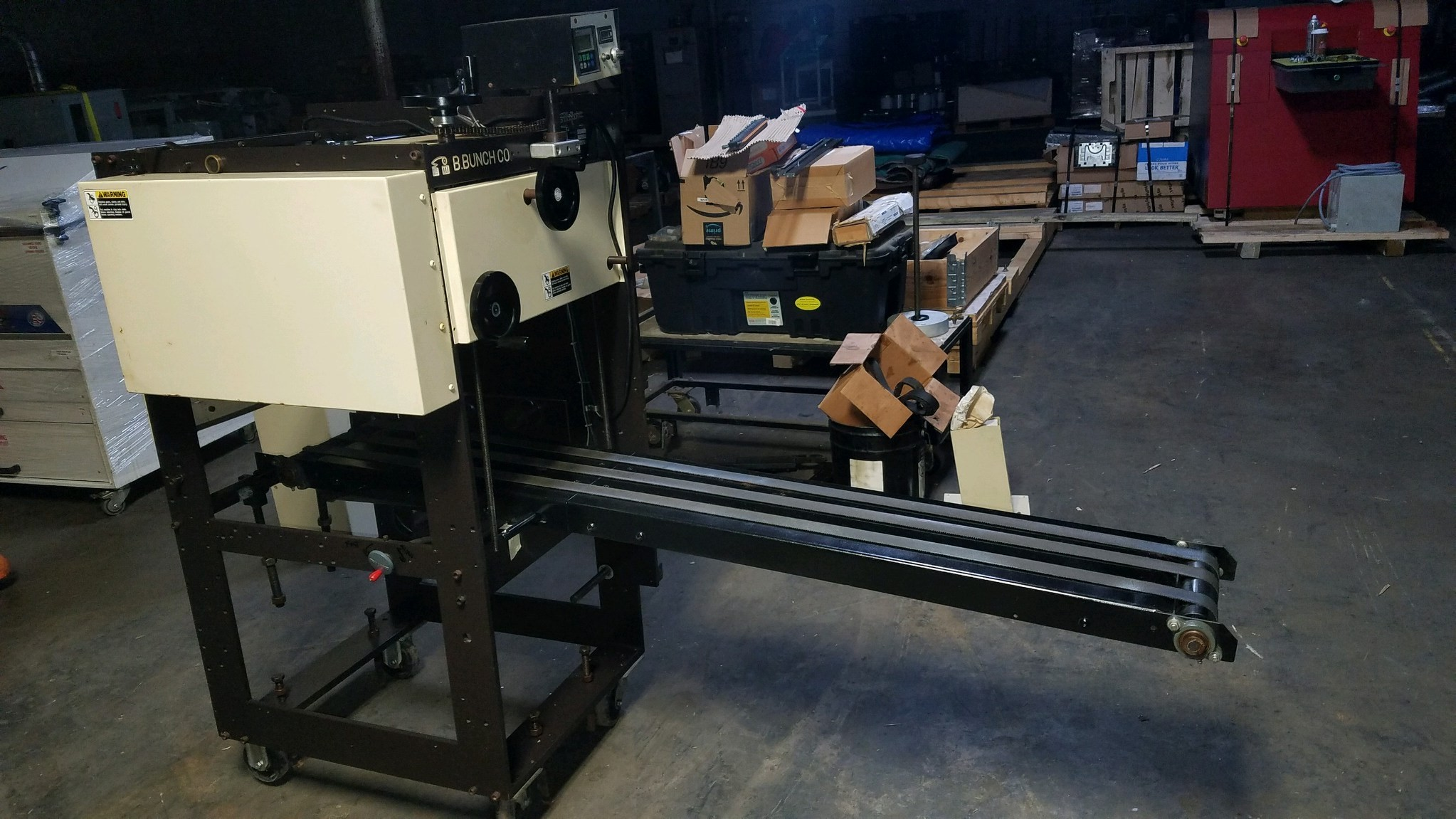BBunch 590 Fanfolder - Used Flexo Printing Presses and Used Flexographic Equipment-0