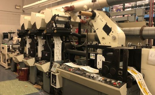 Comco Commander - Used Flexo Printing Presses and Used Flexographic Equipment