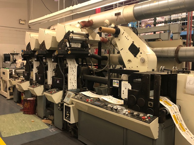 Comco Commander - Used Flexo Printing Presses and Used Flexographic Equipment-0