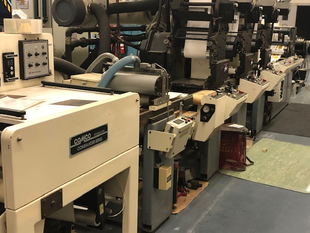 Comco Commander - Used Flexo Printing Presses and Used Flexographic Equipment-3