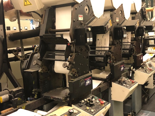 Comco Commander - Used Flexo Printing Presses and Used Flexographic Equipment-6