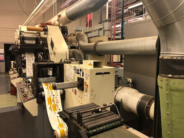 Comco Commander - Used Flexo Printing Presses and Used Flexographic Equipment-8