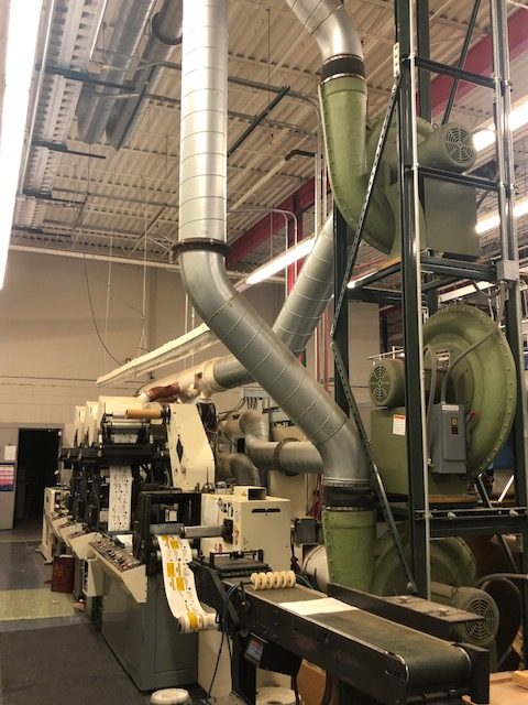 Comco Commander - Used Flexo Printing Presses and Used Flexographic Equipment-9
