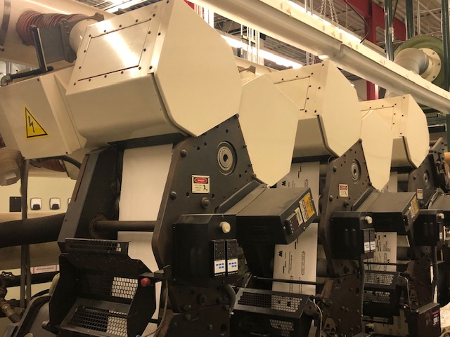Comco Commander - Used Flexo Printing Presses and Used Flexographic Equipment-11