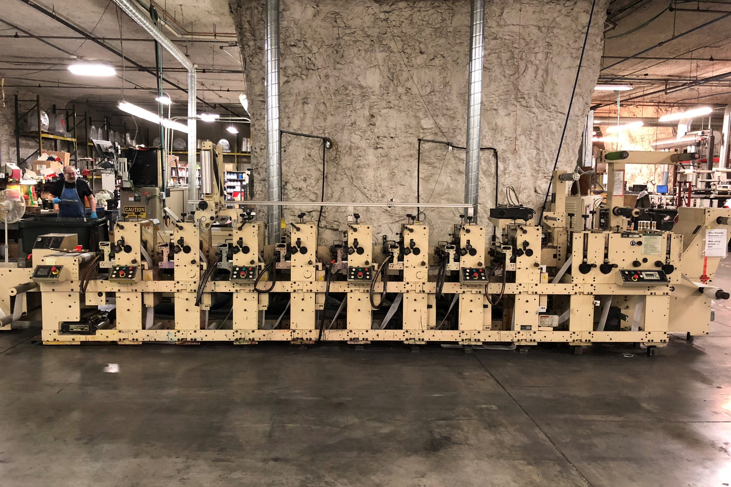 Mark Andy Scout - Used Flexo Printing Presses and Used Flexographic Equipment-0
