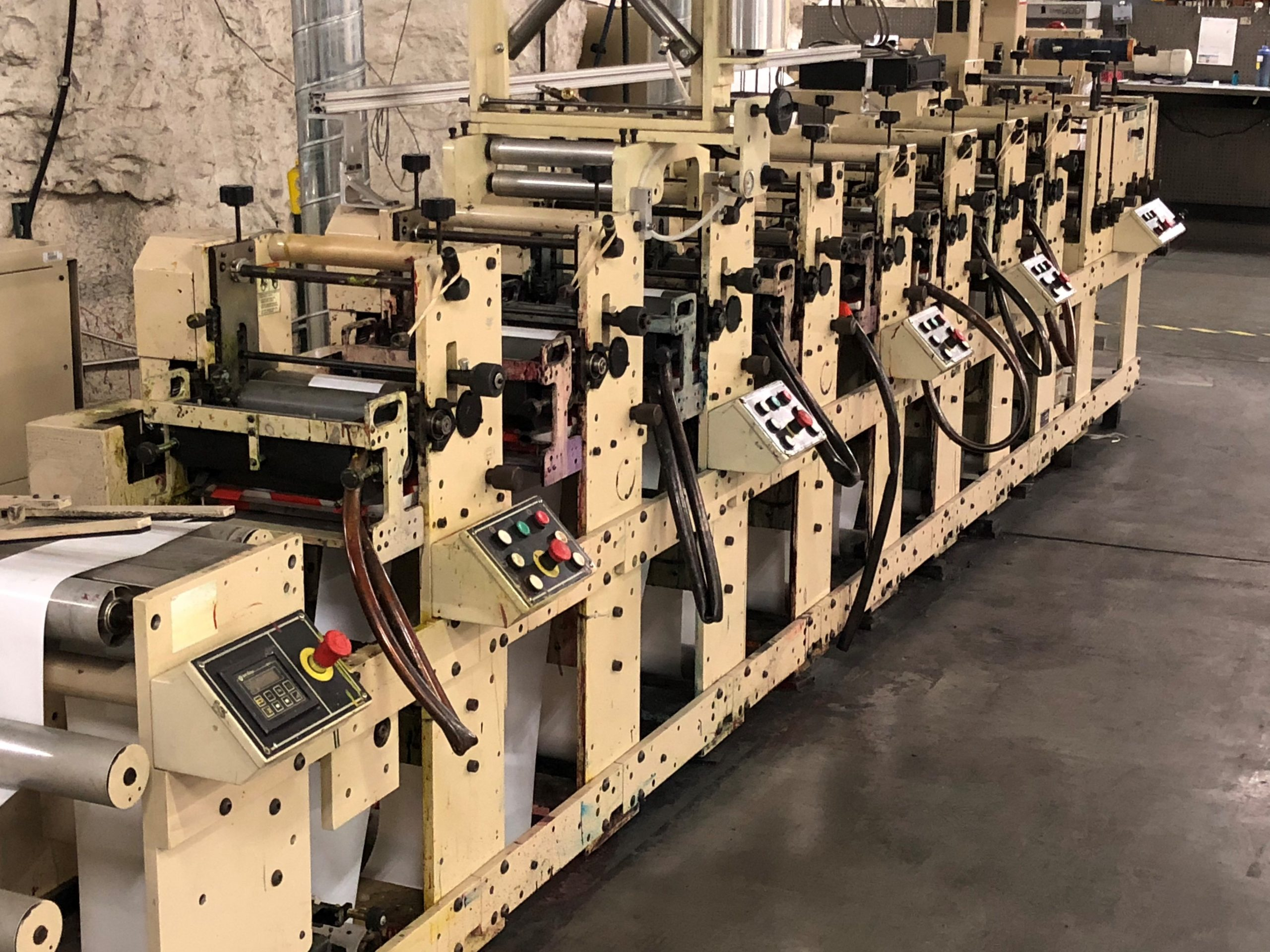 Mark Andy Scout - Used Flexo Printing Presses and Used Flexographic Equipment-4