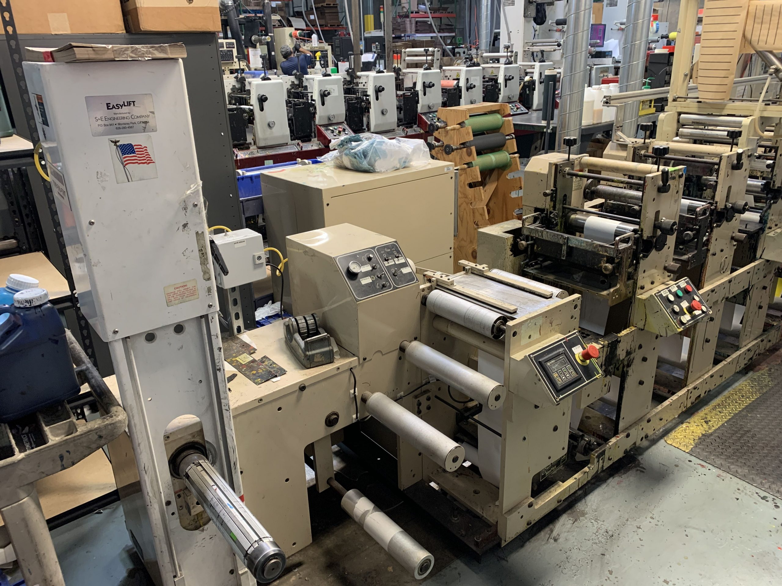 Mark Andy Scout - Used Flexo Printing Presses and Used Flexographic Equipment-5