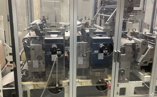 Omet Varyflex 520 - Used Flexo Printing Presses and Used Flexographic Equipment