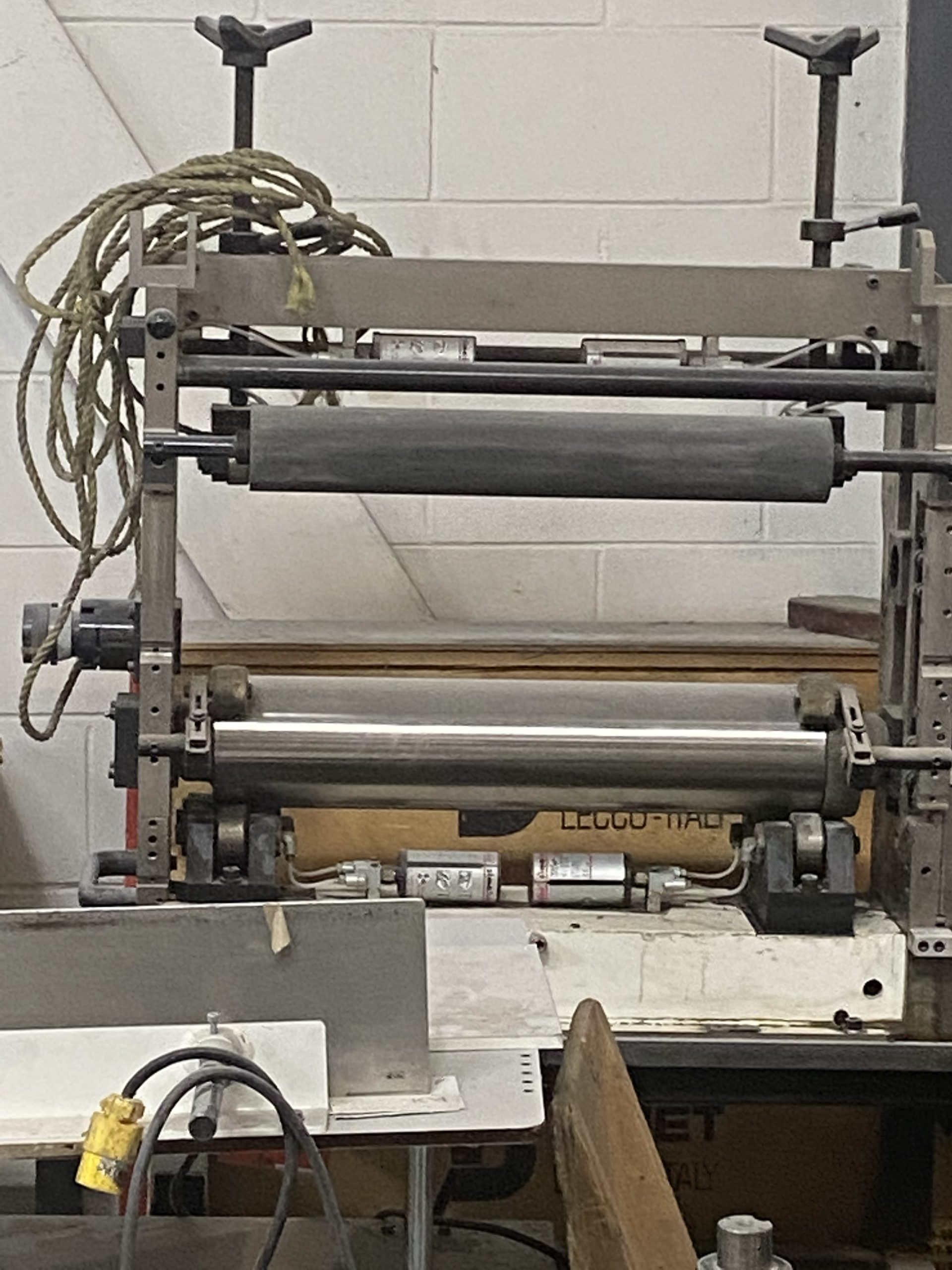 Omet Varyflex 520 - Used Flexo Printing Presses and Used Flexographic Equipment-7