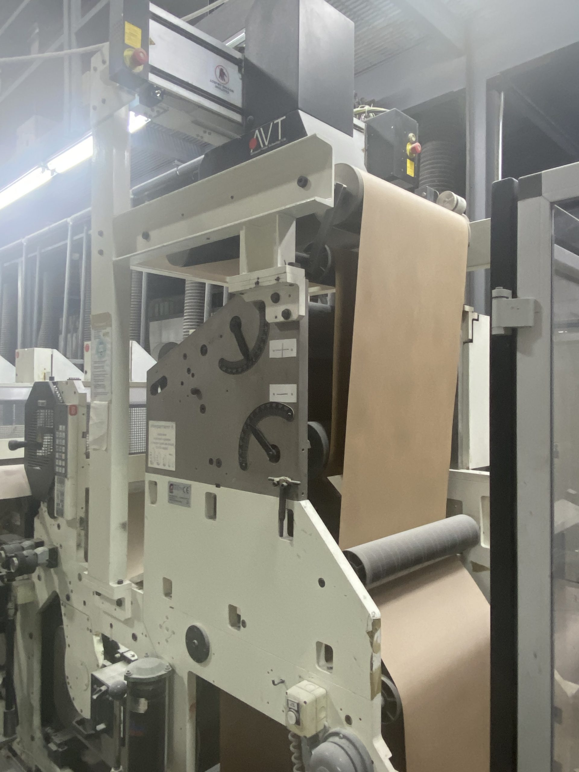 Omet Varyflex 520 - Used Flexo Printing Presses and Used Flexographic Equipment-8