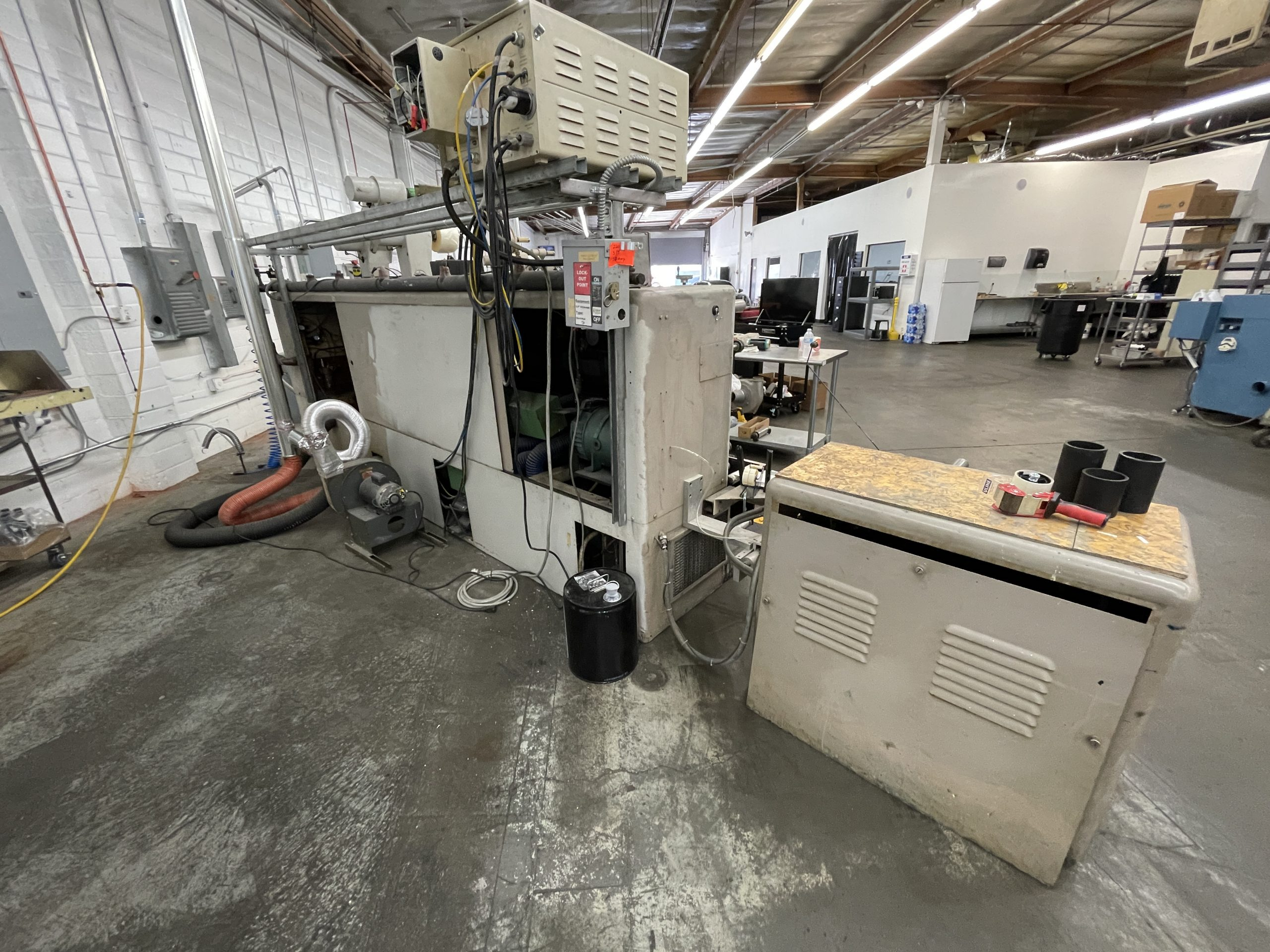 Webtron 650 - Used Flexo Printing Presses and Used Flexographic Equipment-2