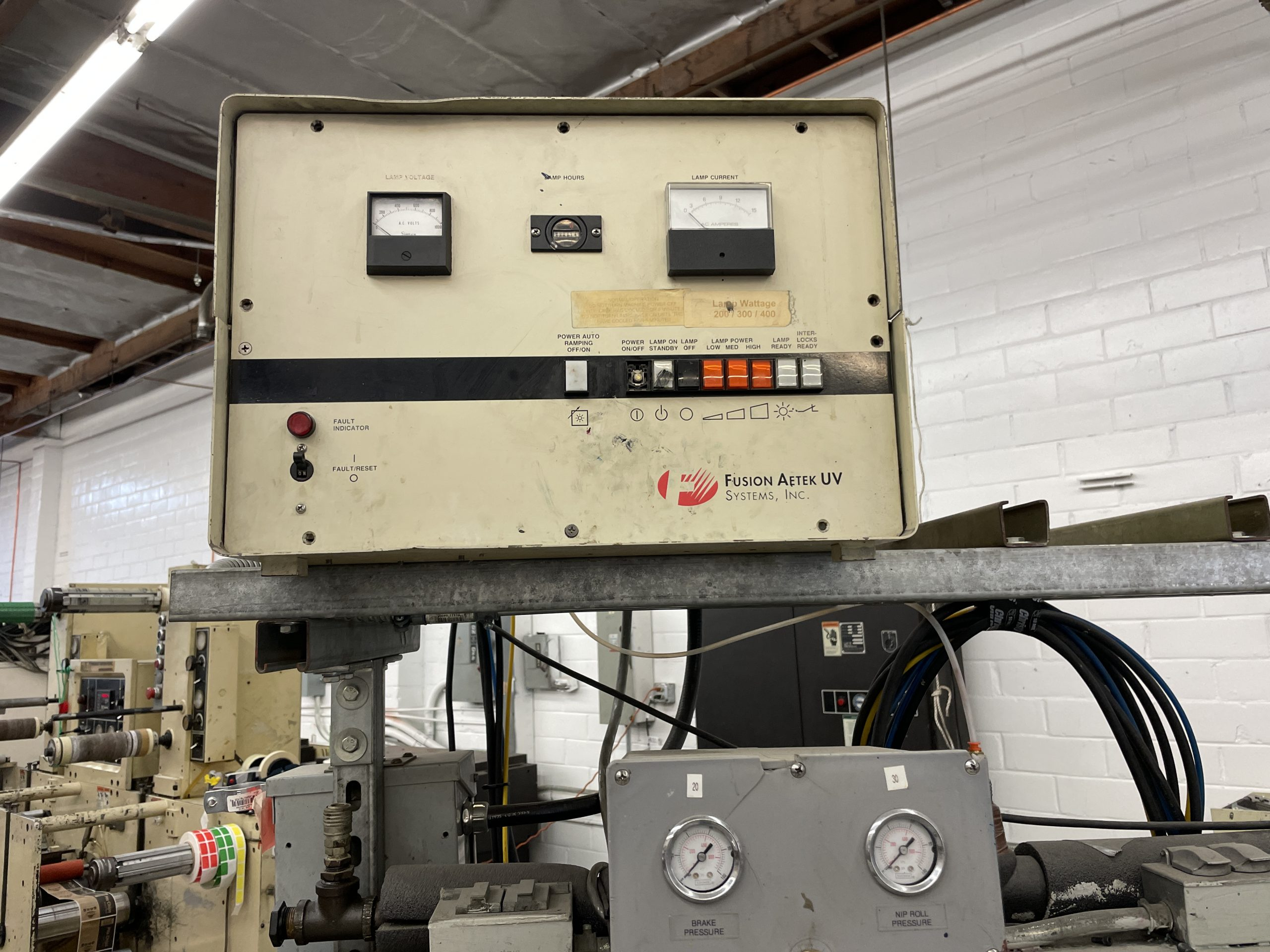 Webtron 650 - Used Flexo Printing Presses and Used Flexographic Equipment-6