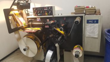 PIC 100 - Used Flexo Printing Presses and Used Flexographic Equipment