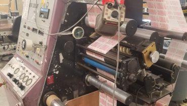 Rotoflex R1300 - Used Flexo Printing Presses and Used Flexographic Equipment
