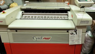 DuPont Cyrel Fast 1000TD - Used Flexo Printing Presses and Used Flexographic Equipment