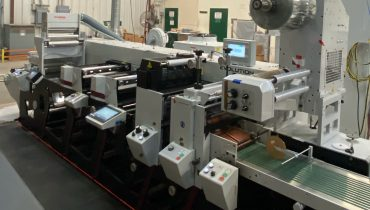 Mark Andy Evolution - Used Flexo Printing Presses and Used Flexographic Equipment
