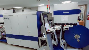 Domino N610i - Used Flexo Printing Presses and Used Flexographic Equipment