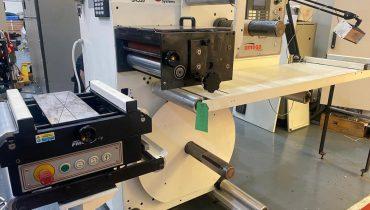 ABG Omega SR330 - Used Flexo Printing Presses and Used Flexographic Equipment