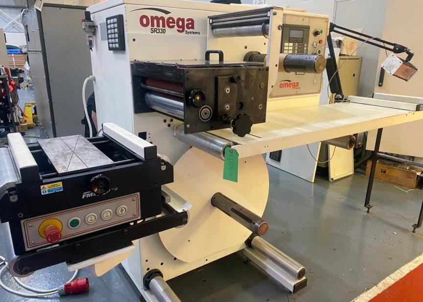 ABG Omega SR330