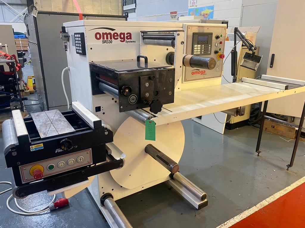 ABG Omega SR330 - Used Flexo Printing Presses and Used Flexographic Equipment-3
