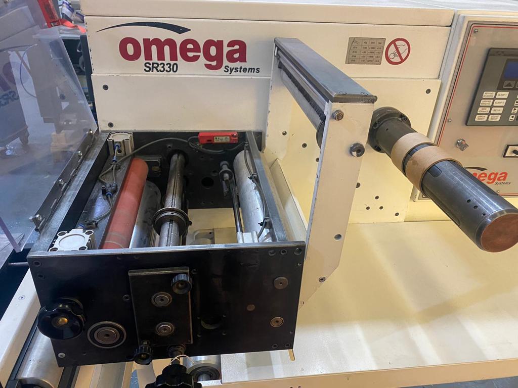 ABG Omega SR330 - Used Flexo Printing Presses and Used Flexographic Equipment-4