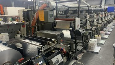 Gonderflex GFLX 2800 - Used Flexo Printing Presses and Used Flexographic Equipment