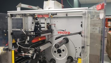 ABG Vectra STR 410-4 - Used Flexo Printing Presses and Used Flexographic Equipment