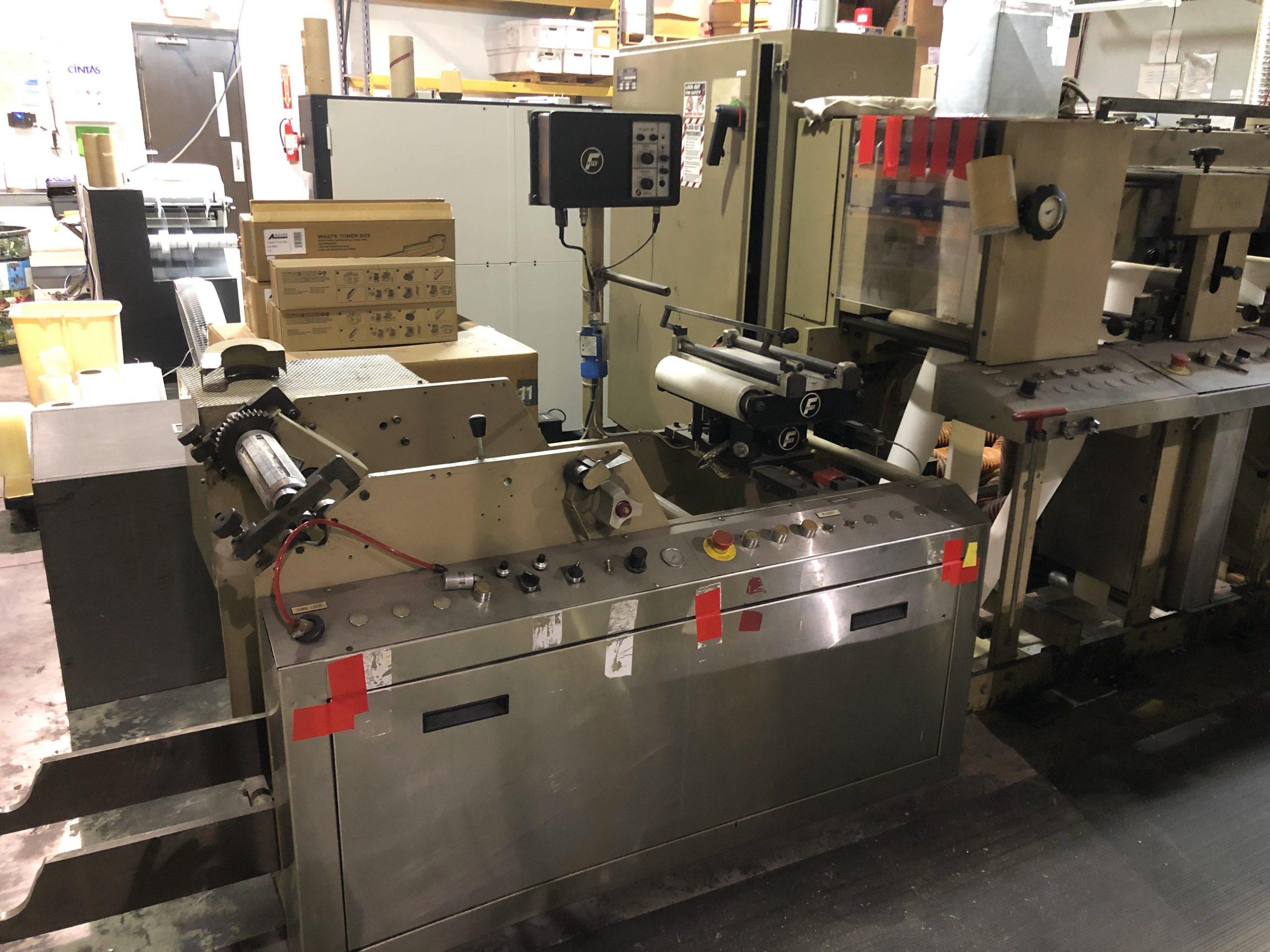 Aquaflex DBX1006 - Used Flexo Printing Presses and Used Flexographic Equipment-4