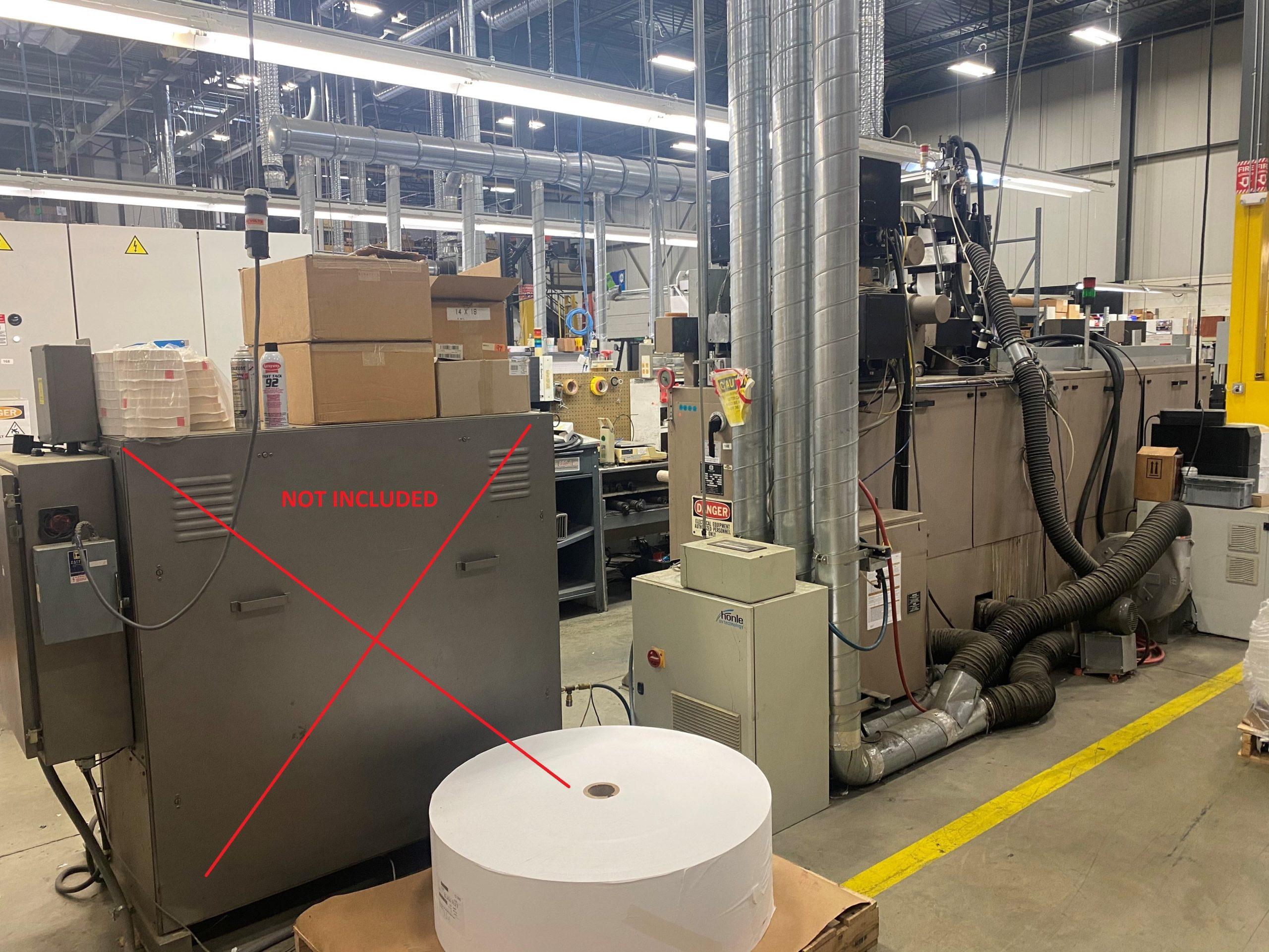 Webtron 750 HQV - Used Flexo Printing Presses and Used Flexographic Equipment-3