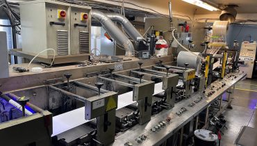 Aquaflex DBX 1006 - Used Flexo Printing Presses and Used Flexographic Equipment