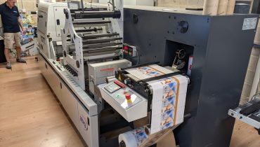 ABG Digilase Series 2 - Used Flexo Printing Presses and Used Flexographic Equipment
