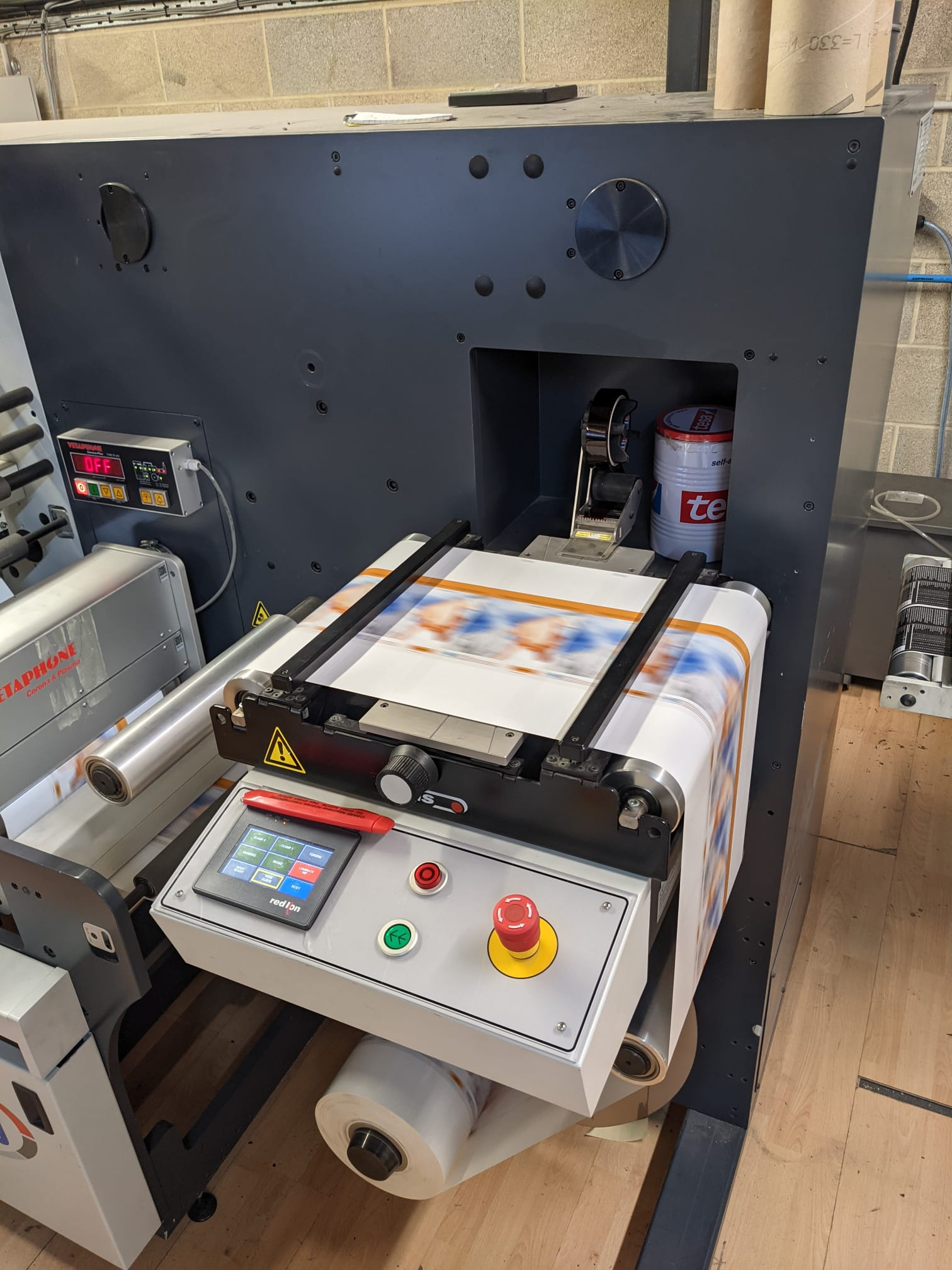 ABG Digilase Series 2 - Used Flexo Printing Presses and Used Flexographic Equipment-2