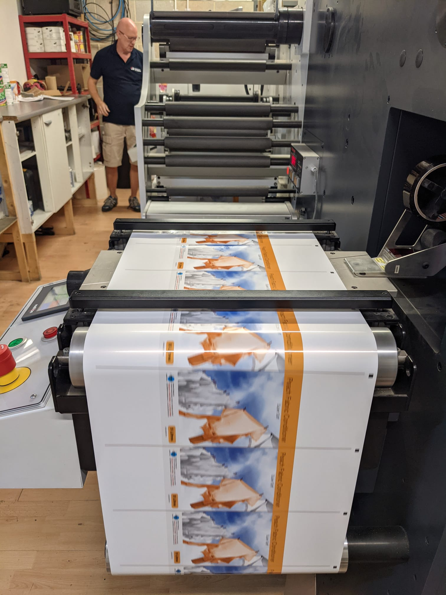 ABG Digilase Series 2 - Used Flexo Printing Presses and Used Flexographic Equipment-3