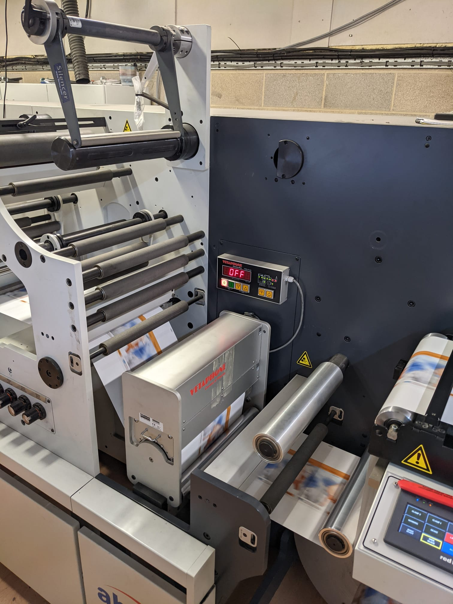 ABG Digilase Series 2 - Used Flexo Printing Presses and Used Flexographic Equipment-4