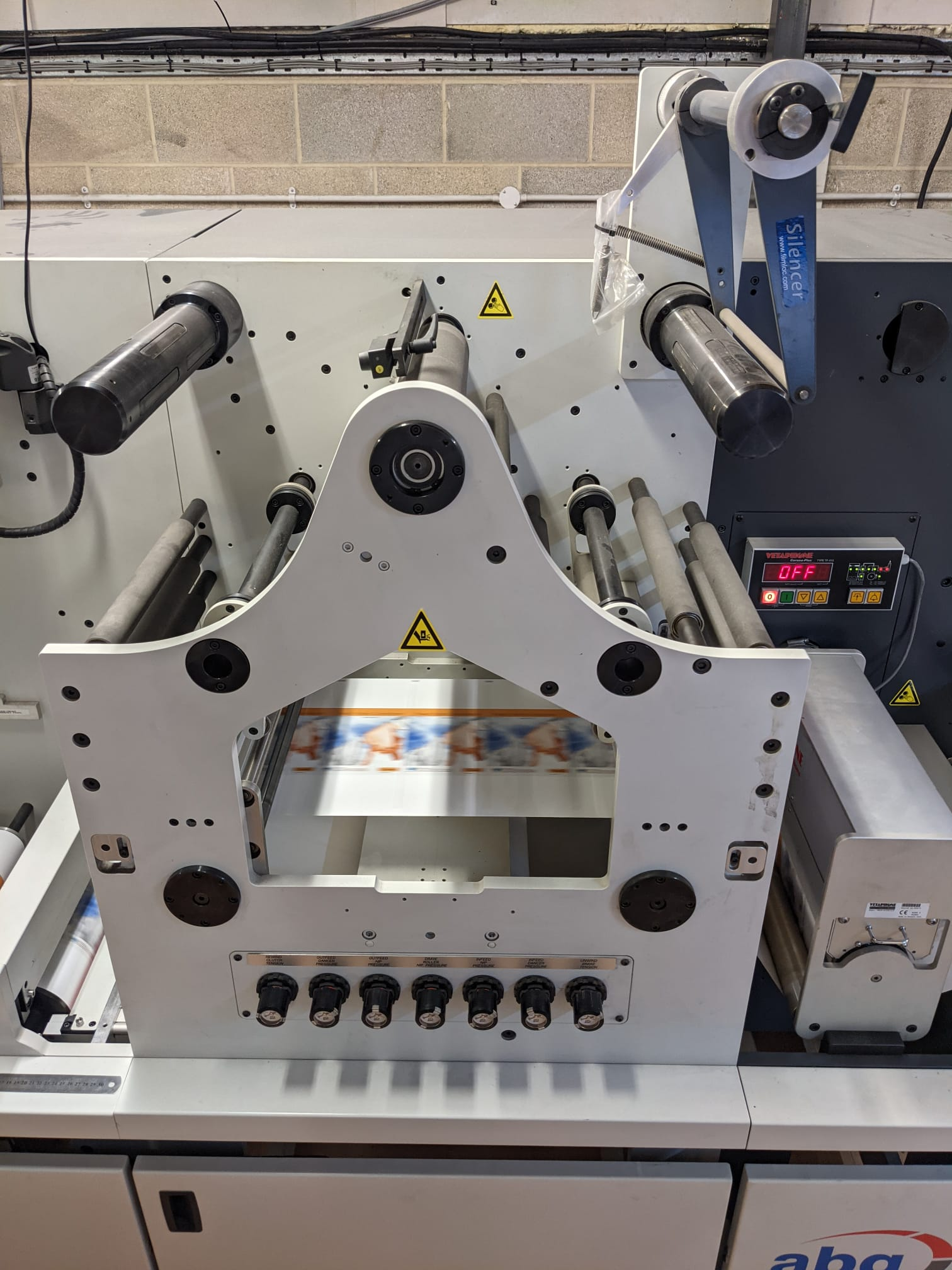 ABG Digilase Series 2 - Used Flexo Printing Presses and Used Flexographic Equipment-11
