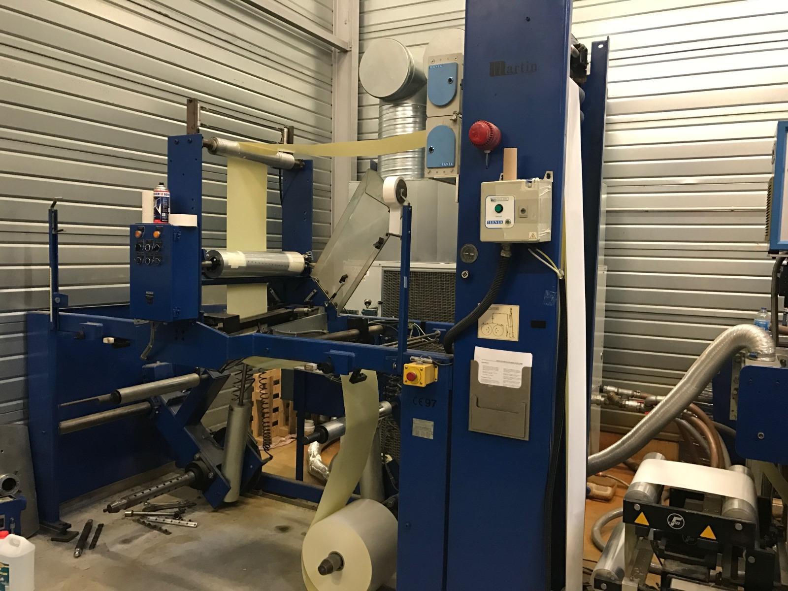 Gallus EM410 - Used Flexo Printing Presses and Used Flexographic Equipment-2