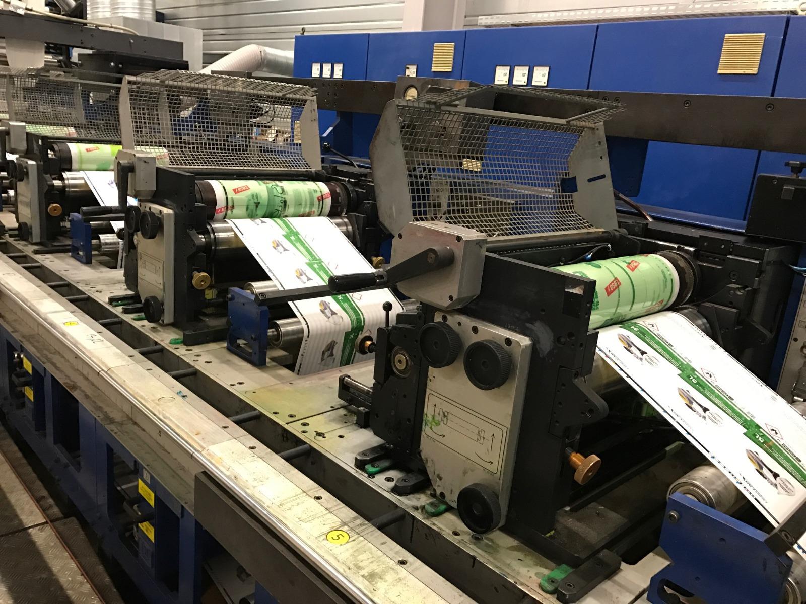 Gallus EM410 - Used Flexo Printing Presses and Used Flexographic Equipment-3