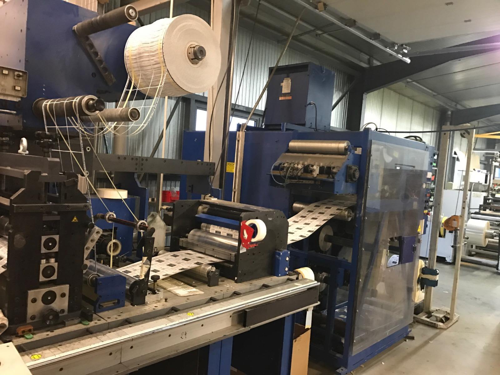 Gallus EM410 - Used Flexo Printing Presses and Used Flexographic Equipment-8