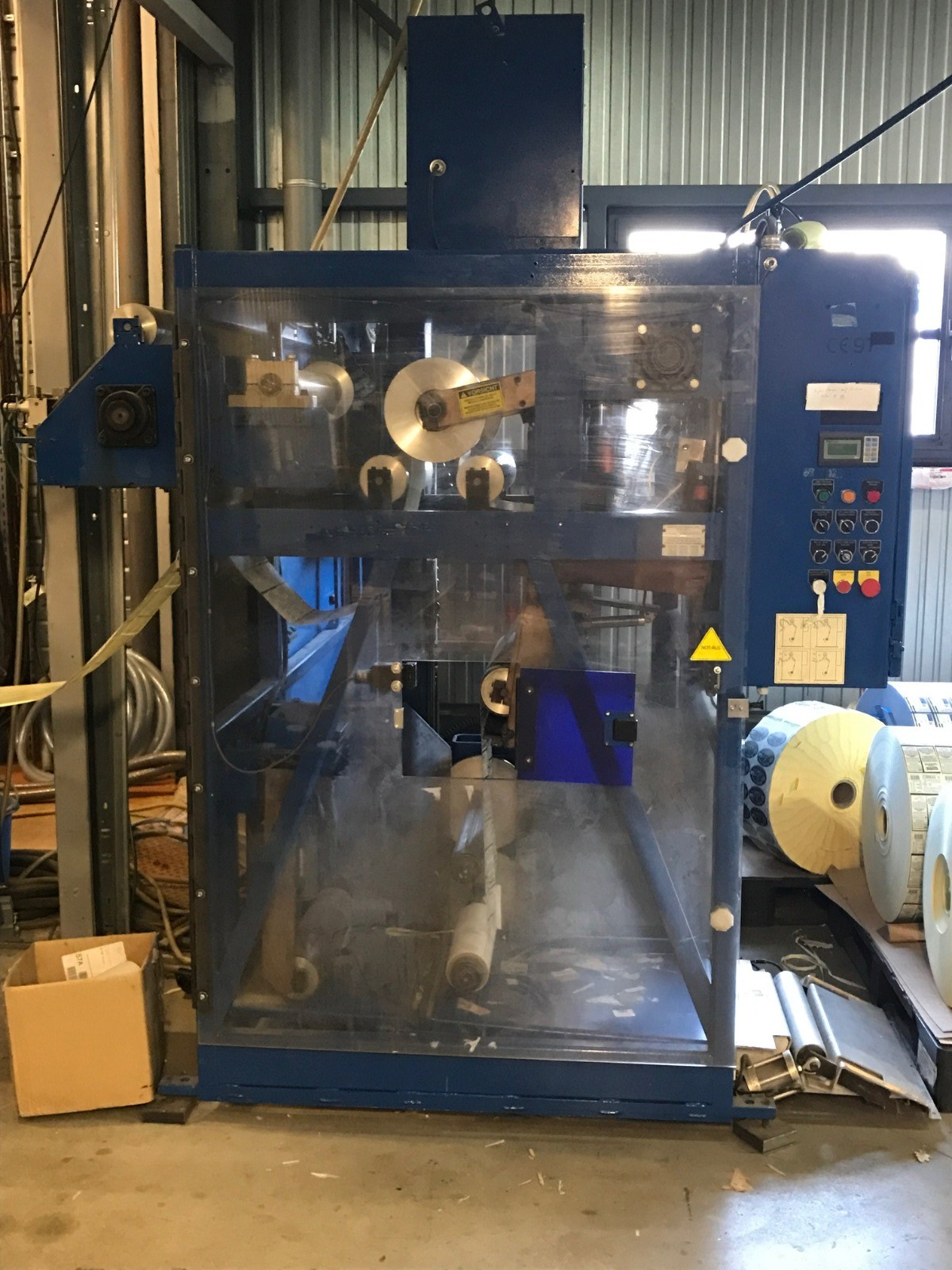 Gallus EM410 - Used Flexo Printing Presses and Used Flexographic Equipment-10