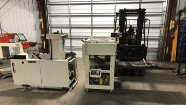B Bunch Fan Folder - Used Flexo Printing Presses and Used Flexographic Equipment